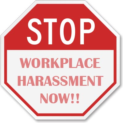 Thesis on sexual harassment in the workplace